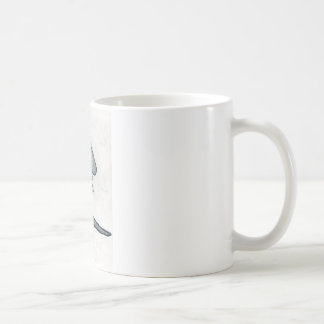 Radix Form Basic White Mug