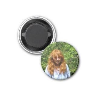 Rae 3 Cm Round Magnet