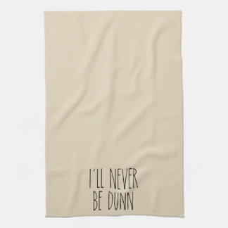 Rae Dunn Inspired Hand Towel #3