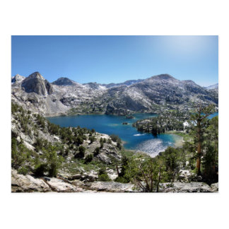 Rae Lakes - John Muir Trail - Sierra Postcard