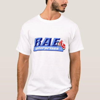 RAE Logo Front & Back T-Shirt