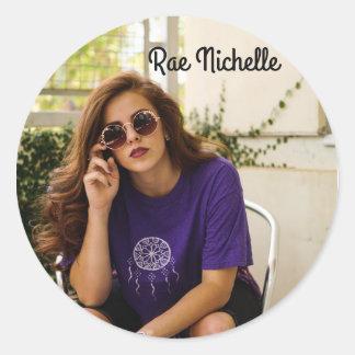 Rae Nichelle Sticker