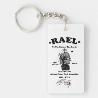 Rael Family Reunion Key Ring
