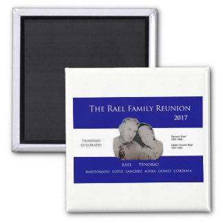 Rael Family Reunion Magnet
