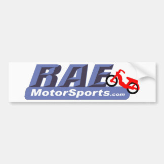 raeMotorSports-Very-Large Bumper Sticker