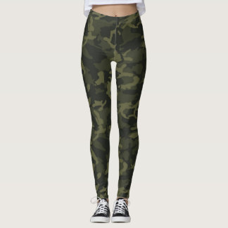 RAENA CAMO LEGGINGS
