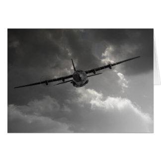 RAF C-130 Transport Card