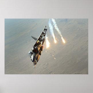 RAF GR-9 Harrier Poster