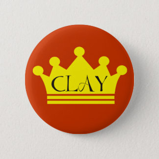 Rafa Nadal King of Clay Button