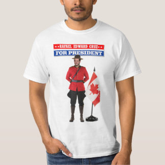 "Rafael ""The Canadian Police Officer"" Cruz T-Shirt"