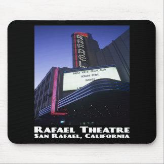 Rafael Theatre Mousepad
