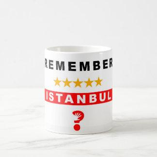 Rafalution - Remember Istanbul Mug
