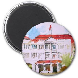 Raffles Hotel , Singapore Magnet
