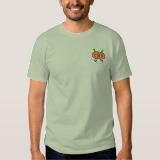 Rafting Logo Embroidered T-Shirt