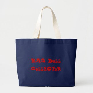 Rag Doll Collector bag tote