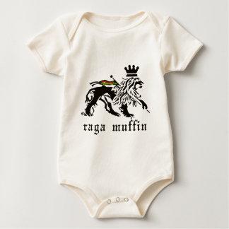 Raga Muffin Judah Baby Bodysuit