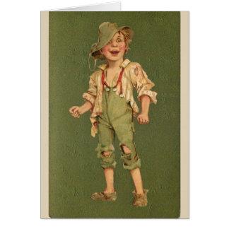 Ragamuffin Boy, Card