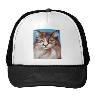 Ragdoll Cat Cap