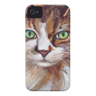 Ragdoll Cat iPhone 4 Case-Mate Case
