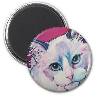 Ragdoll Cat Magnet