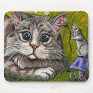 RAGDOLL CAT Mouse Mousepad