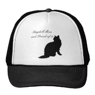 Ragdoll Mom Cap