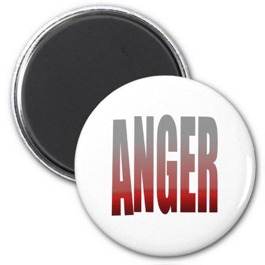 rage - anger magnet