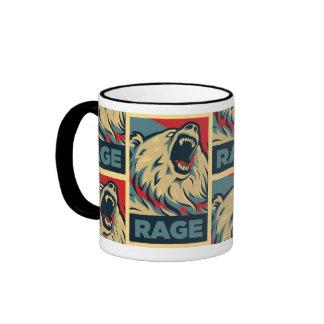 Rage Bear For President (Mug)