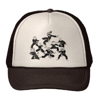Rage Comic Faces Meme Ninja Gang Hat