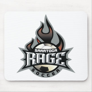 Rage Fire Mouse Mats