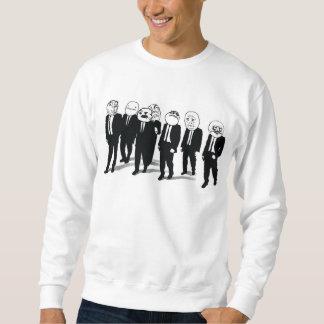 Rage Gang 2-sided Design Sweatshirt