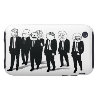 Rage Gang iPhone 3G/3GS Case