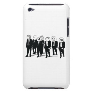 Rage Gang iPod Touch 4  Vertical Case Barely There iPod Covers