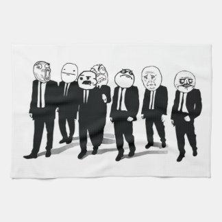 Rage Gang Kitchen Towel