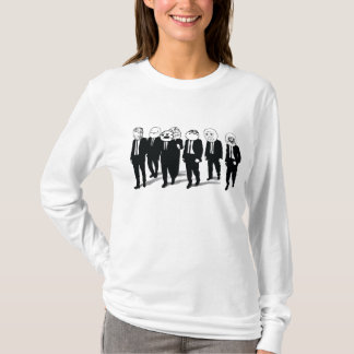 Rage Gang Ladies Long Sleeve T-Shirt