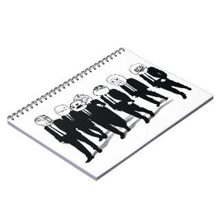 Rage Gang Notebook