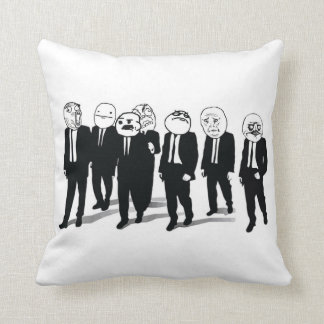Rage Gang Pillow