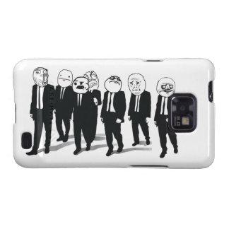 Rage Gang Samsung Galaxy S Case Galaxy S2 Cover