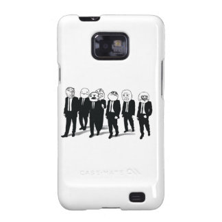 Rage Gang Samsung Galaxy S Vertical Case Galaxy SII Covers