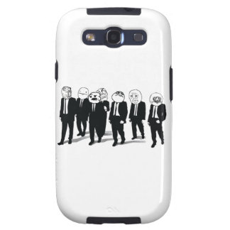 Rage Gang Samsung Galaxy S Vertical Case Galaxy SIII Cases