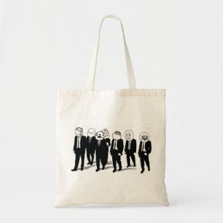 Rage Gang Tote Bag