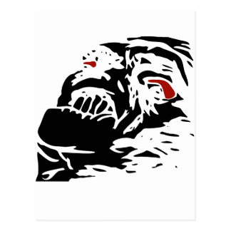 Rage guy postcards