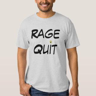 Rage Quit (classic) Shirts