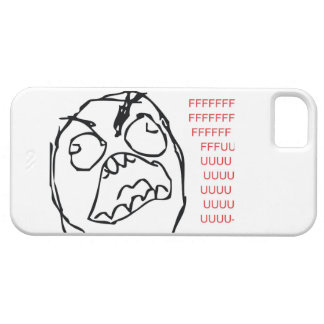 Rage Troll Barely There iPhone 5 Case