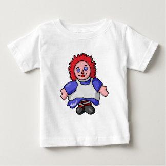 Raggedy Ann Baby T-Shirt