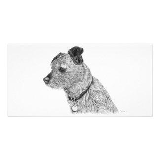 Raggy - Photo Card