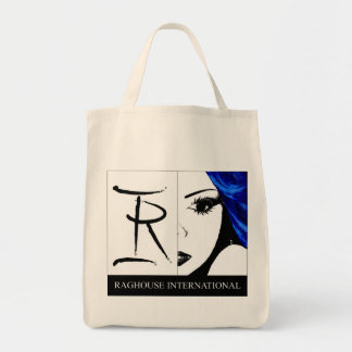 Raghouse International Grocery Store Tote Bags