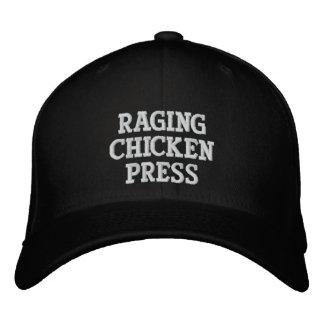 Raging Chicken Press On-the-Ground Hat Embroidered Hat