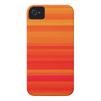 Raging Inferno Stripes iPhone 4 Case