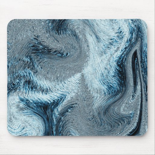 Raging Oceans Mouse Pads